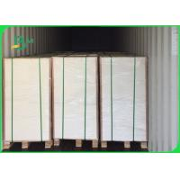 Buy cheap 250gsm 300gsm FSC C1S White Ivory Board High Stiffness For Business Cards from wholesalers