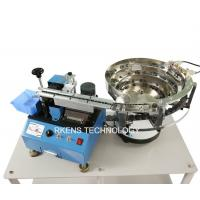 Buy cheap E Caps Cutting Trimming Radial Lead Forming Machine Automatic Electrolytic Capacitor product