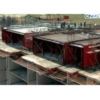 Buy cheap Easy Striking Tunnel Formwork System Good Integrity Shorten Cycle Times from wholesalers