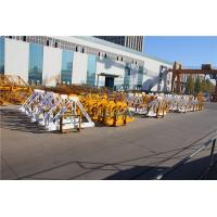 Buy cheap 8t Tip Load 1.3t Qtz80 Seriestc5613 Tower Crane from wholesalers
