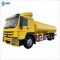 Buy cheap Sinotruk 6x4 371hp 28000L 4 Compartments Diesel oil tanker lorry from wholesalers