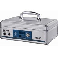 Buy cheap Aluminium Portable Cash Box Lockable Money Box For Banknote And Coin from wholesalers