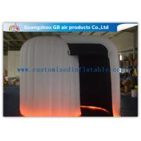 Buy cheap Commercial Giant Snail Inflatable Photo Booth Rental with Led Lighting product