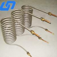 Buy cheap Gr2 Seamless / welded Titanium coil tubing exported to USA/ Canada/ UK more than 10 years experience from wholesalers