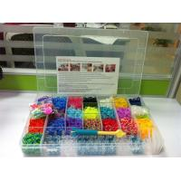 Buy cheap Hot sell rainbow loom rubber bands from wholesalers