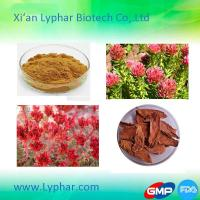 Buy cheap Lyphar  3% 5% 10% Rhodiola Rosea Extract Salidroside Rosavins from wholesalers