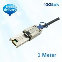 Buy cheap External MiniSAS (SFF-8088) Cable 1m product
