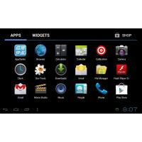 Buy cheap Car DVD GPS Multimedia Player, Andriod 4.0+Window 6.0, 7 TFT screen One Din CL-8300 from wholesalers