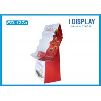 Buy cheap Eye Catching Cardboard POP Displays Floor Standing For Baby Toys from wholesalers