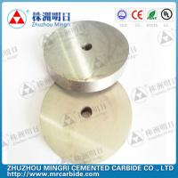 Buy cheap Carbide precision tooling Tungsten Carbide Die High Stress Resistance machine component from wholesalers