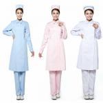 Buy cheap hospital uniform NURSE LABCOAT from wholesalers