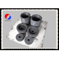 Buy cheap Rayon Based Rigid Graphite Felt Cylinder Thermal Insulation With Carbon Fiber Fabric from wholesalers