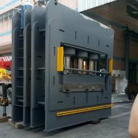 Buy cheap 110kw Heavy Duty Hydraulic Press Machine Pushing Force 4000×3KN Material Copper from wholesalers