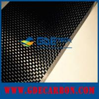 Buy cheap High Quality Carbon Fiber 3K Board,Carbon Fiber Laminated Sheet from wholesalers