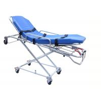 Buy cheap FDA / CE / ISO Automatic Loading Ambulance Stretcher High Strength Aluminum Alloy from wholesalers