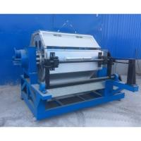Buy cheap egg tray making machine /recycled paper pulp egg caton manufacturing production line from wholesalers