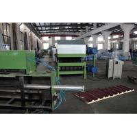 Buy cheap PU Sandwich Panel Line for wall and roof from wholesalers