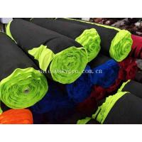 Buy cheap High Tensile Strength Colorful Neoprene Fabric Roll SCR SBR CR for Diving Suit from wholesalers
