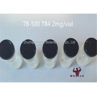 Buy cheap Protein Peptide Hormones TB500(Thymosin Beta) CAS 77591-33-4 For Bodybuilding Supplements from wholesalers