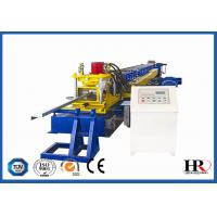 Buy cheap Pre-punching Z  Shape Cold Roll Forming Machine With Changeable Feeding Width from wholesalers