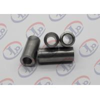 Buy cheap OEM ODM Metal Machined Parts ø10*24mm Swiss Turning Unthreaded Long Iron Spacers from wholesalers