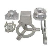 Buy cheap ADC12 Casting, machining Aluminum die casting components ASTM, JIS for Machinery industry from wholesalers