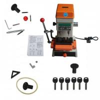 Buy cheap Best Offer 368A Key Cutting Duplicated Machine Locksmith Tools Key 200W with horizontally moving the handle feed from wholesalers