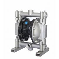 Buy cheap Cast Steel Air Driven Double Diaphragm Pump With Safety Compressed Air from wholesalers