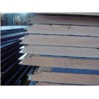 Buy cheap Blue Polyurethane Insulated Wall Panel from wholesalers