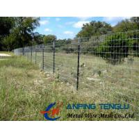 Buy cheap Hinge Joint Wire Mesh/Field Fence, High Strength&Corrosion Resistance from wholesalers