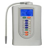 Buy cheap LCD Display 3 Plates Portable Alkaine Water Ionizer Machine PH Value 6 - 10 150W from wholesalers