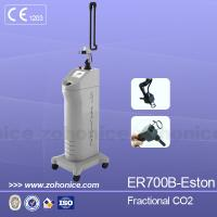 Buy cheap Water Closed-cycle Fractional Co2 Laser Machine 30W 50HZ For Scar Removal from wholesalers