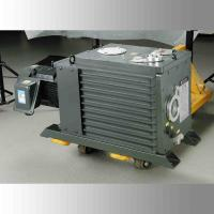 Buy cheap High Speed Rotary Vane Vacuum Pump 275 M3/H 25 L Oil Need 7.5 KW Motor Power product