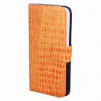 Buy cheap Leather Cover for iPhone 5 from wholesalers