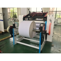 Buy cheap 900mm POS Paper Roll Slitting Rewinding Machine 150m/Min from wholesalers