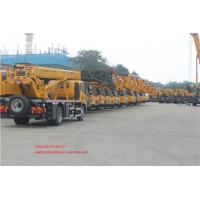 Buy cheap Heavy Duty Lift XCMG RT25 25 Ton All Wheel Drive Small Rough Terrain Tractor Crane from wholesalers