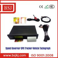 Buy cheap BSJ-T01 ditigal tachograph with speed limiter/ speed governor from wholesalers