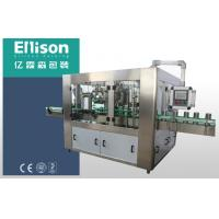 Buy cheap Soft Drink Washing Filling And Capping Machine With Water Sealing Equipment from wholesalers