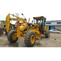 Buy cheap Caterpillar 140K Used Motor Grader 1600h , Pull Behind Road Grader For Sale from wholesalers