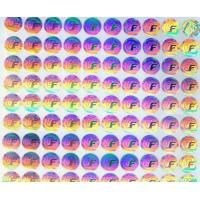 Buy cheap Factory wholesale low cost high quality 3d custom logo hologram sticker printing from wholesalers