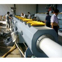 Buy cheap pipe extrusion line  PVC UPVC draining drainage pipe extrusion line from wholesalers