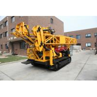 Buy cheap High Speed Hydraulic Diamond Core Drilling Rig 700m - 2000m Depth CSD1800AX from wholesalers