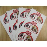 Buy cheap Electronic self-adhesive label stickers from wholesalers
