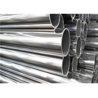 Buy cheap 600G 800G Stainless Steel Welded Tube CNS5802 Mirror Finish Surface from wholesalers