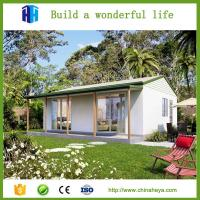 Buy cheap Metal housing beach bungalow tagaytay prefab house and lot for sale from wholesalers