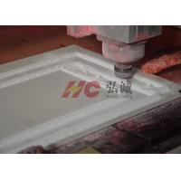Buy cheap GPO3 Machined Parts GPO3 Fiberglass Sheet High Efficiency Further Processing from wholesalers