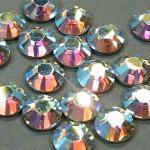 Buy cheap Swarovski hot fix rhinestone crystal AB from wholesalers