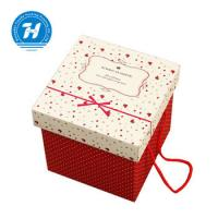 China Exquisite Luxury Gift Packaging Boxes / Candy Packaging Boxes OEM Service on sale