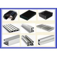 Buy cheap Automobile 6005 Extruded Aluminium Profiles , Anti Corrosion Extruded Aluminum Shapes from wholesalers