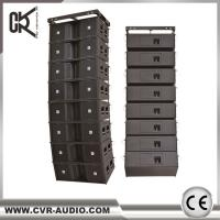 Buy cheap sound systems equipment CVR line array 12 inch speakers prices from wholesalers